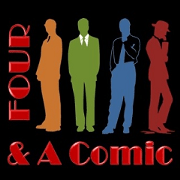 Four Guys And A Comic Podcast