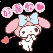 My Melody(柔和可愛篇♪)
