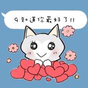 貓的日常生活 (超療育對話框篇)