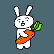 rabbitno Sticker