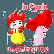 HoneyLand FRIENDS in Spain
