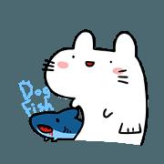 犬魚不明生物