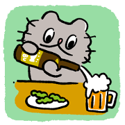 Boo-chan sticker IV