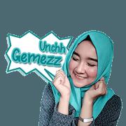 Green Hijab Rizkia