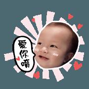 樂寶寶與家人的幸福時光