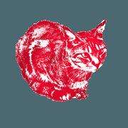 彩色貓的祝福
