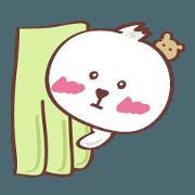 桃桃與熊熊-耍賴日記