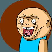 Mr. Bald: Annoying