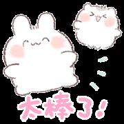 波呦兔與小倉鼠