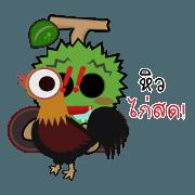 durian thailand devil
