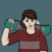 I am a Skater Boy