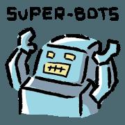 我的小小超能機器人!