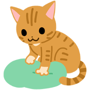 Ginger Cat Animation