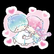 雙星仙子(水彩風♪)