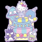 三麗鷗可愛明星(問候卡片篇)