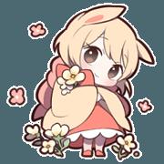 小兔兔女孩