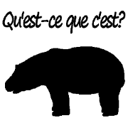 (法語)猜猜看這是什麼?12