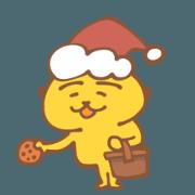 海獺的聖誕派對
