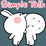 "Spoiled Rabbit ""Simple Talk"""