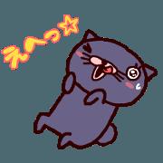 Punyan the cat from PANPAKA PANTSU