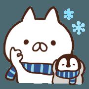 nekopenbiyori snow