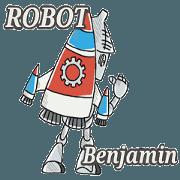 機器人班傑明