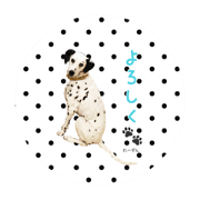 for dalmatian lovers!