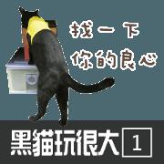 黑貓玩很大-1-真貓主演