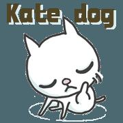 傲驕的凱特犬