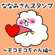 nanami Sticker .