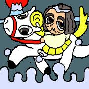 ビューティー フジヤマ ペーター 3