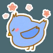 Polite chick