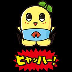 funassyi Animated Stickers (ดุ๊กดิ๊ก)