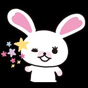 3557 - Mofy兔 動態貼圖 line貼圖 會動唷~