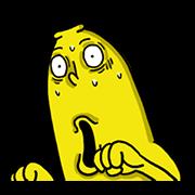 香蕉哥!不動會撞到地上3.0-4328