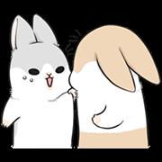 ㄇㄚˊ幾兔(動幾來)-4587