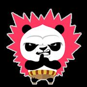 5139 - 超可愛!功夫熊貓 line貼圖