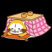 WINTER☆小浣熊