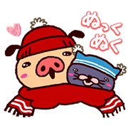 又唱又跳♪胖胖褲豬 冬季篇