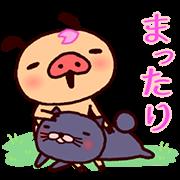 又唱又跳♪胖胖褲豬 春季篇