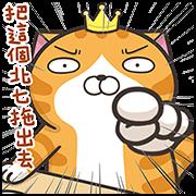 臭跩貓愛嗆人-白爛貓大聲啥