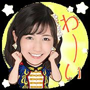 AKB48 總選舉第一大黨紀念貼圖