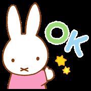 Miffy(粉嫩傳達心意篇)