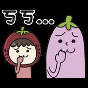 茄子哥&草莓妹~越鬧越愛溜♪大螢幕篇