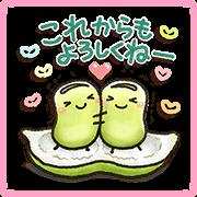 Sweet Healing Sakura Lot Stickers