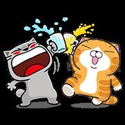 白爛貓 x 貓爪抓:攜手慶祝篇