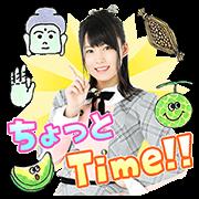 AKB48 Team8有聲貼圖 B面