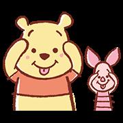 小熊維尼&小豬