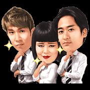 Blouson Chiemi with B會動囉♪