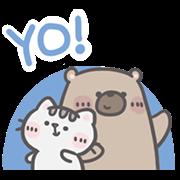 熊熊與愛貓:溫馨療癒篇